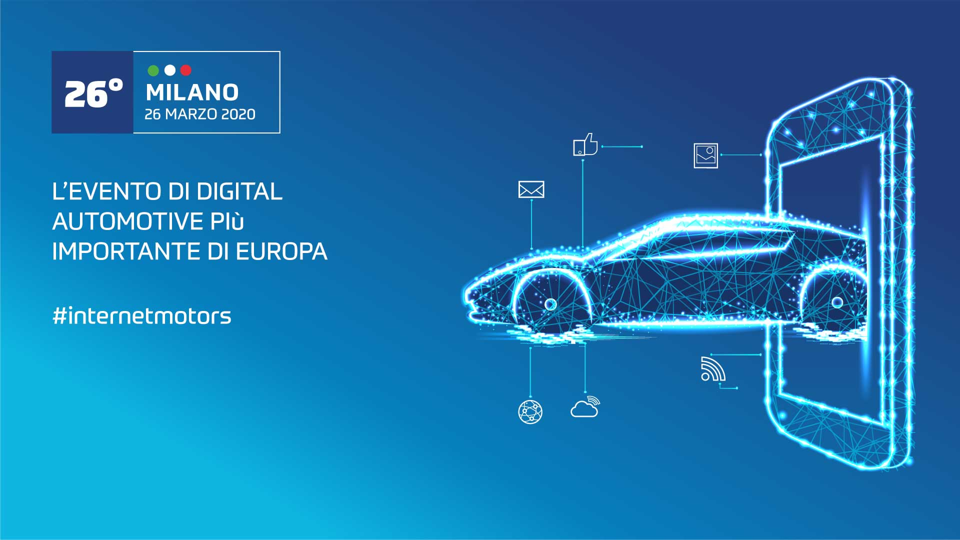 Internet Motors Milano 2020