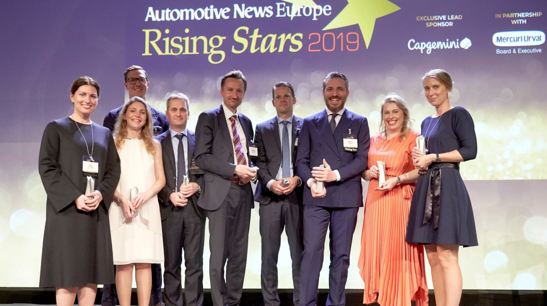 Marco Marlia named among the European automotive Rising Stars Award winners