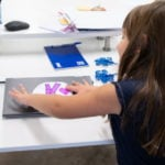 MotorK core values day 2019: kids at work
